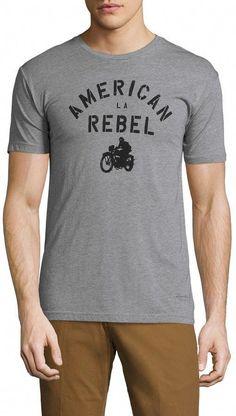 d18d2199495 Kinetix American Rebel T-Shirt