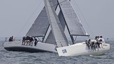 J/111 World Champion and Murray Yacht Sales has this winning 111 for sale