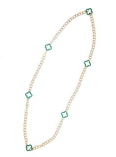 Moon and Lola Carlow Necklace