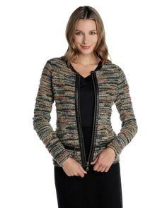 modern tweed business casual