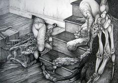 Bernard Dumaine is a surrealist hailing from France