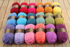 Sunny Crochet Along Stylecraft Special DK Shades) - Wool Warehouse - Buy Yarn, Wool, Needles & Other Knitting Supplies Online! For CAL Crochet Crafts, Crochet Yarn, Yarn Crafts, Crochet Projects, Blanket Crochet, Knitting Yarn, Craft Projects, Little Tin Bird, Color Magenta
