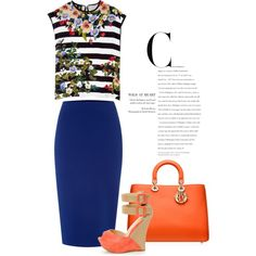 """""""Happy Monday! The start of another new week x"""" by fashionwhynot on Polyvore"""