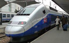 Take Eurostar & TGV high-speed train from London to Nice, Marseille, Lyon, Bordeaux, Avignon, Strasbourg, Perpignan or anywhere in France