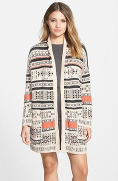 Billabong Southwest Knit Cardigan available at #Nordstrom