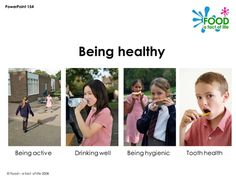 being healthy.ppt