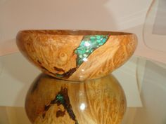 Bowl made out of burl - Google Search