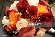 Foto stock : Autunno Bouquet