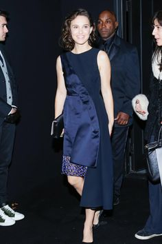 best dressed 11-9-13 http://markdsikes.com/2013/11/09/black-and-blue/