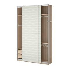 PAX Kleiderschrank - Schnappbeschlag - IKEA