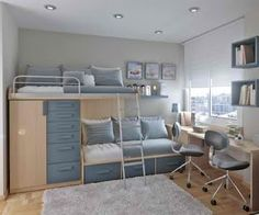 oh ya this is what i need gets rid of my big old bed, dresser, and desk, and it would fit great in my room