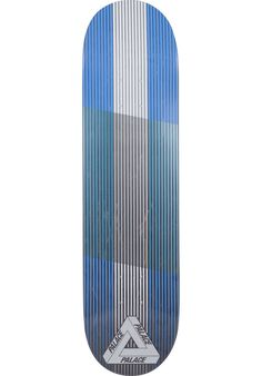Palace-Skateboards Linear-Argentina, Deck, blue-white Titus Titus Skateshop #Deck #Skateboard #titus #titusskateshop