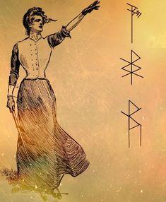 Beauty, Beautiful, Art, Runes, Ancient Runes, Witches, Beleza, Craft Art, Kunst