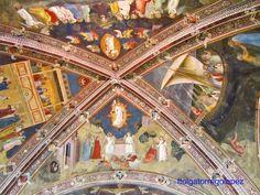 Florencia - Santa María Novella La Sala Capitular o Capilla de los Españoles