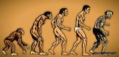#Zombie Evolution