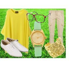 Eletral, created by rebeccaalonzo on Polyvore