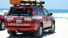 San Diego Lifeguards Offer Safety Tips for Boaters Celebrating July 4 #beaconwatch #boatsafety