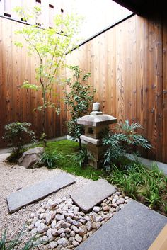 If you were looking for (zen gardens), take a look below Japanese Garden Backyard, Small Japanese Garden, Japan Garden, Japanese Garden Design, Japanese Landscape, Small Garden Design, Japanese Gardens, Garden Lanterns, Japan Design