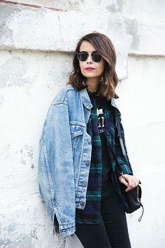 58 Best Style It Denim Jacket Images Pants Denim Vests Fashion