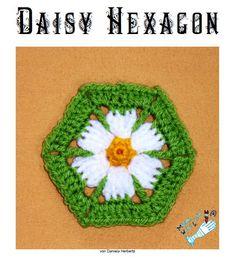 daisy hexagon