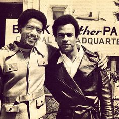 October 1, 1966 Bobby Seale & Huey Newton founded The Black Panther Party in Oakland Ca.