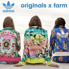 New Adidas Originals Collection in Store and Online! #adidasoriginals #musthave #shoptilyoudrop #rainbow #jackets