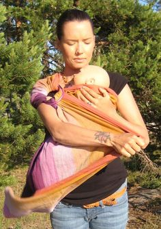 Using a Ring Sling