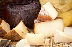 DanteMag: A MIX PLATTER OF ITALIAN CHEESES.