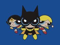 Powerpuff Girls Heroines