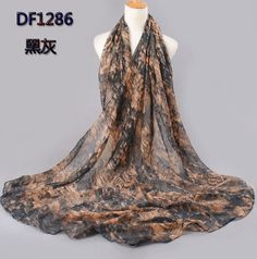 2017 high quality WOMAN SCARF cotton voile polyester scarves solid warm autumn and winter scarf shawl printed free shipping