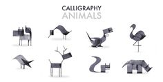 CalligraphyAnimals_feeldesain_00