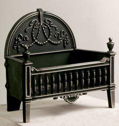 beautiful gothic baby crib