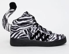 #adidas #JeremyScott Zebra #Sneakers