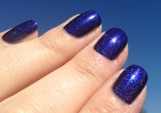 I love nail polish Indie Go (sun) Black Polish, Love Nails, Cool, Nail Ideas, Hair And Nails, Indie, Nail Polish, Sun, My Love