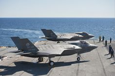 F-35B Ship Trials by Lockheed Martin, via Flickr