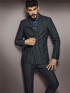 ARTHUR KULKOV IS A VISION OF FALL STYLE IN CLASS CAVALLI FALL/WINTER 2013 LOOK BOOK