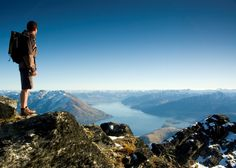 hiking new zealand | new zealand hiking new zealand beautiful landscapes auckland new ...