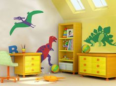 Dinosaurios #habitaciones #micasa #closets #ideasenorden #decoracion #orden #ordenycasa