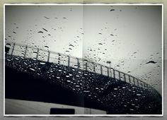 Reggio e la pioggia