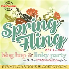 We're having a Spring Fling over at STAMPlorations with loads of chances to win prizes, and discounts in the Spring Fling section of the. Birthday Wishes For Love, Bird Stencil, Win Prizes, Small Birds, Bees Knees, Just Love, Stamping, Spring, Party