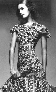 Photo by Barry Lategan, 1971.