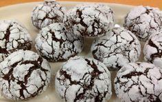 המתכון הכי קל וטעים לעוגיות שלג שוקולד פרווה טעימות במיוחד! עוגיות נמסות שהכי…