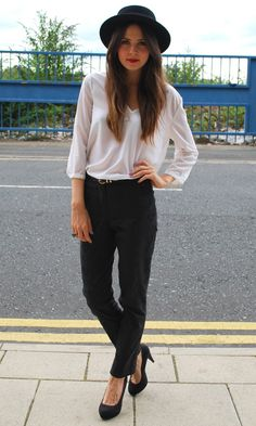 Keeping it simple yet chic