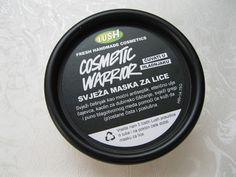 Lush cosmetic warrior maska za problematično lice