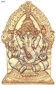 Excellent Happy Ganesh Chaturthi - May the blessings of Sri Ganesha be upon you all! May He remove all the obstacles that stand in your spiritual path! May He bestow on you all material prosperity as well as liberation!