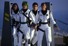 Year Time Force operatives Jen, Trip, Lucas, and Katie steal a time ship to travel back in time and capture Ransik. Power Rangers Time Force, Go Go Power Rangers, Saban Entertainment, Show Power, Romance, Mighty Morphin Power Rangers, Live Action, Actors, Derby Cars