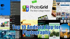 10 Best Photography Android Apps of 2013 | TrickyPhotoshop http://www.tricky-photoshop.com/10-best-photography-android-apps/ #photoshop