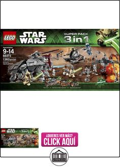 LEGO Star Wars Super Pack 3 in 1 Combo (66473) by LEGO  ✿ Lego - el surtido más amplio ✿ ▬► Ver oferta: http://comprar.io/goto/B00HHGP6A4
