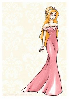 Giselle Disney Princess Designer Dress Collection