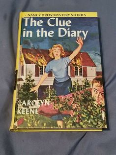 Nancy Drew The Clue in the Diary Mini Book for American Girl Molly